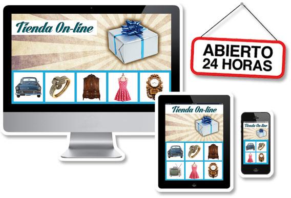 Diseño Tienda Online Móstoles - OmDigital Comunicación Multimedia