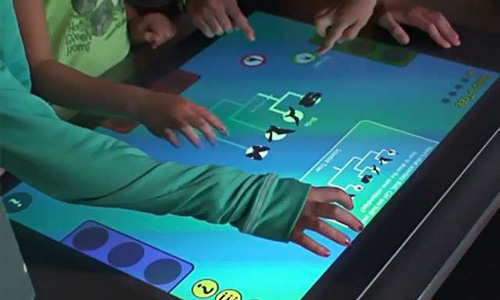 Mesa Interactiva Multitouch