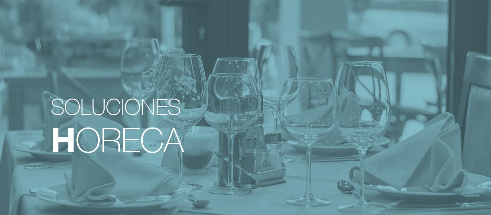 Soluciones HORECA. Modernización restaurantes innovadores