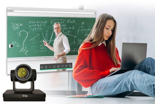 foto aula online soluciones audiovisuales