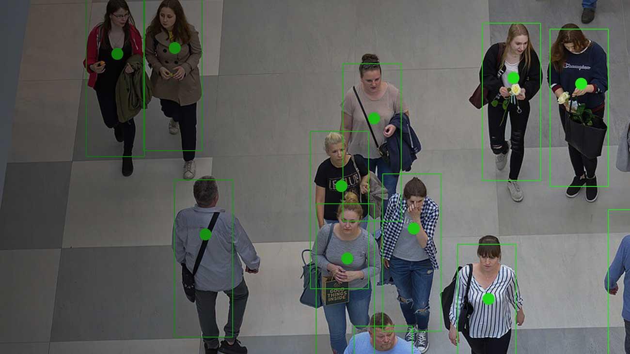 Soluciones Audiovisuales. OmDigital Control de Aforo